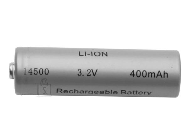 Päikeseenergiaga laetav Li-ion aku AA 3,2V