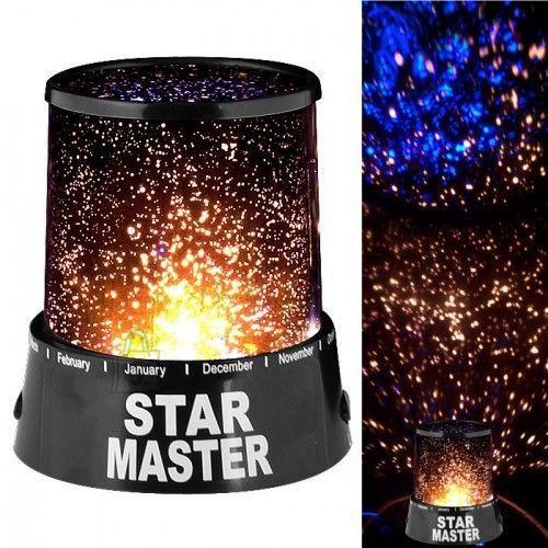 """Öine tähistaeva projektor """"Star Master"""""""