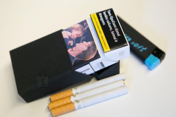 Sigareti paki ümbris standart suurus