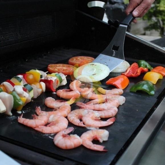 Teflonist matt grillis või ahjus küpsetamiseks, 2 tk komplektis