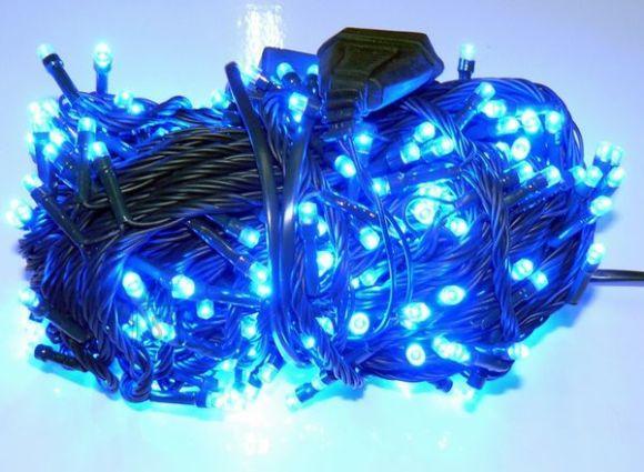 100 LED,7m Sinine jõuluvalgusti