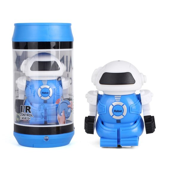 RC Robot 13cm Sinine