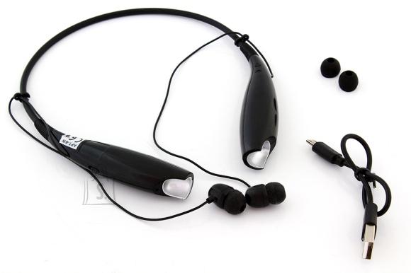 Kvaliteetsed HBS-500 Bluetooth 4.0 kõrvaklapid