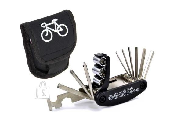 Jalgratta remonditööriistade komplekt