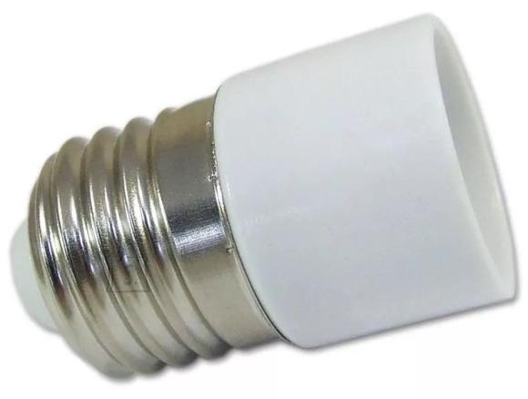 Adapter E27 kuni E14