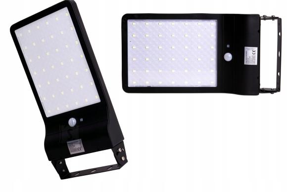 SENSOR 20W 42 LED päikesevalgusti