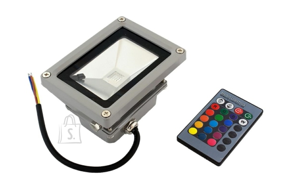 HALOGEN LED 10W RGB