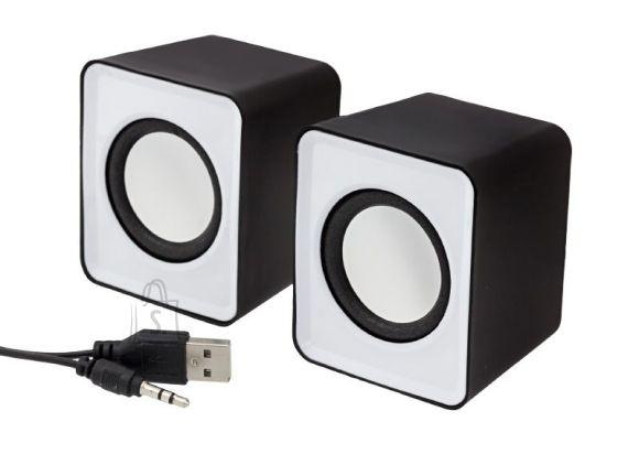 Arvuti kõlarid USB 2x3W