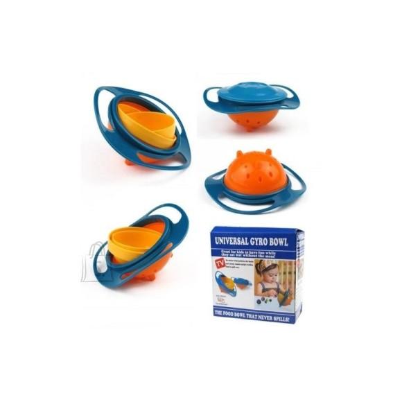 Innovatiivne Gyro Bowl Sinu pesamunale