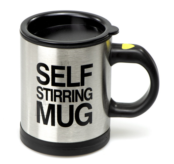 Self Stirring Mug 350ml