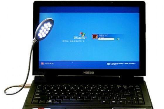 USB otsaga LED-lugemislamp