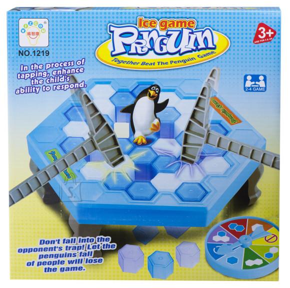 Lauamäng Ice Game Penguin