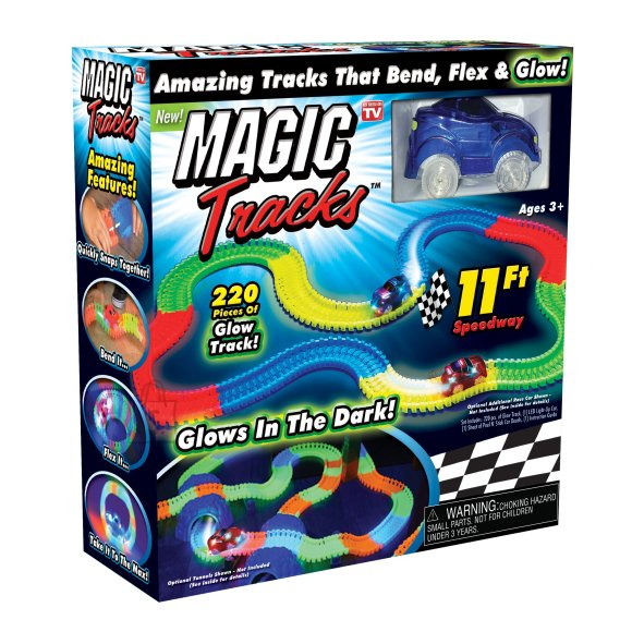 Magic Tracks 220pcs