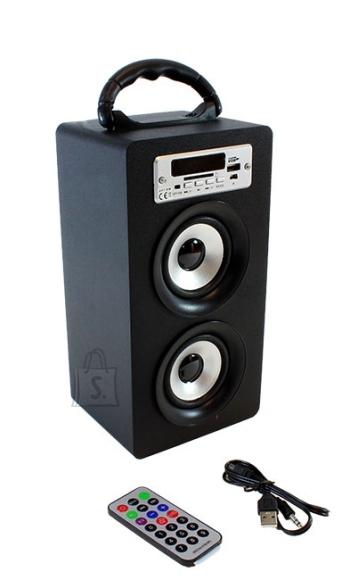 Bluetooth kõlar raadio
