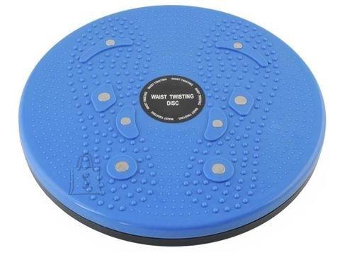 Pöörlev Body Twist Board treeninglaud terve keha efektiivseks treeninguks.