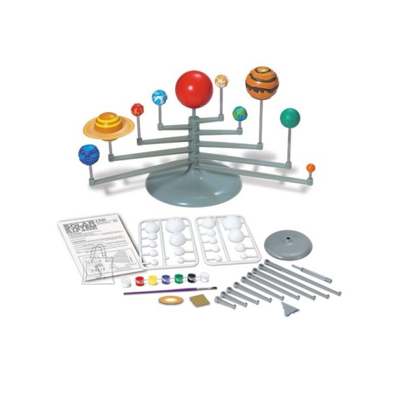 DIY solar system Planetarium