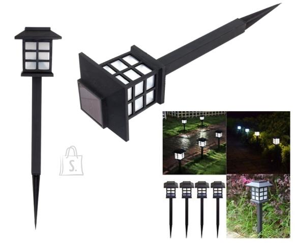 LED päikesepaneelide maa välisvalgustus