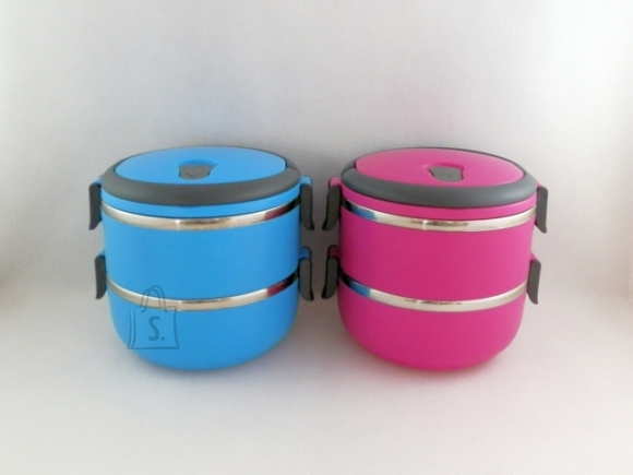 Lunch box 2-layer 1.4L