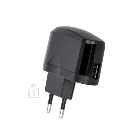 USB 2A wall charger laadija