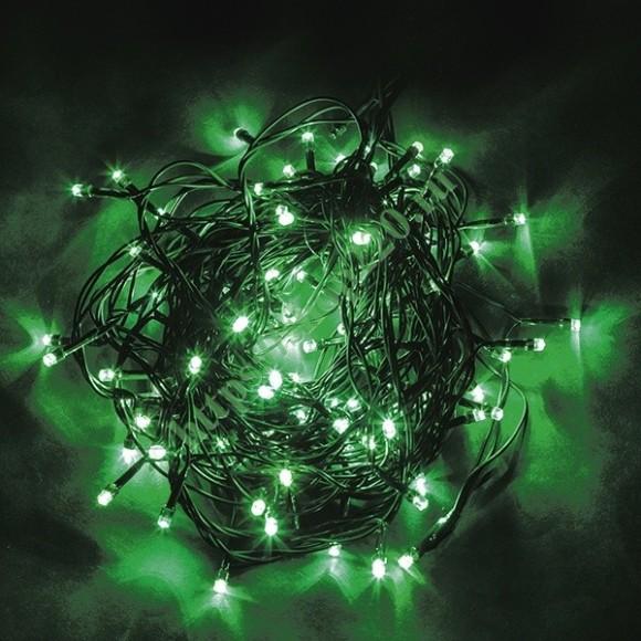 Jõuluvalgustus 200 LED Roheline