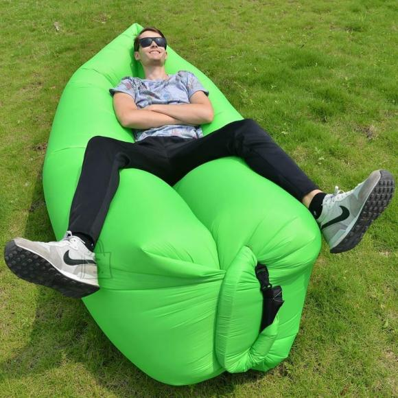 Lazy bag lebokott õhkdiivan Roheline