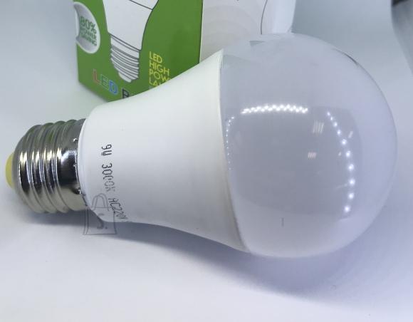 LED 9W Pirn E27 Soe Valge LED561