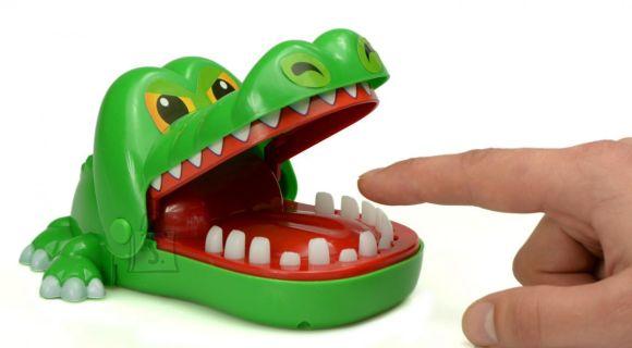Mänguasi hammastav krokodiil