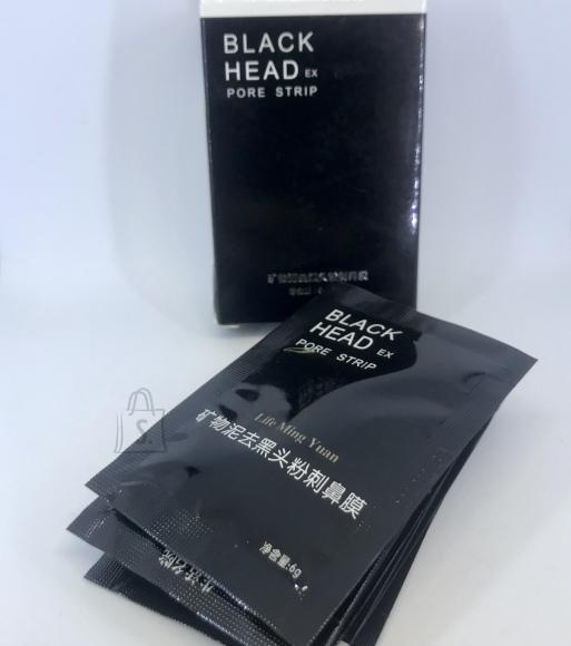 Black Head näomask 60g (10x6g komplektis) punnide, komedoonide ja mustade täppide vastu