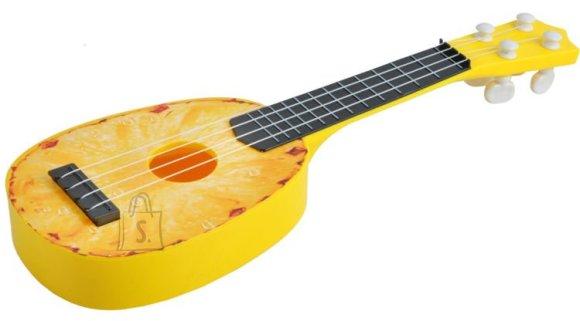 Ukulele kitarr - ananass