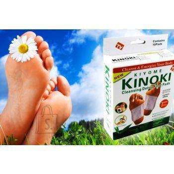 Profülaktilised plaastrid Kinoki Detox