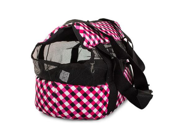 Koera / kassi kott mudel 2 Roosa
