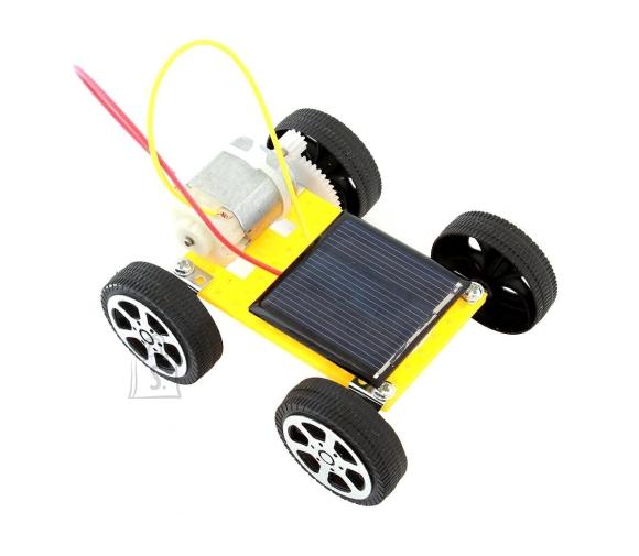 DIY päikesepaneeliga auto komplekt konstruktor AG211C