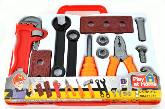Laste mänguasi Tööriistakast