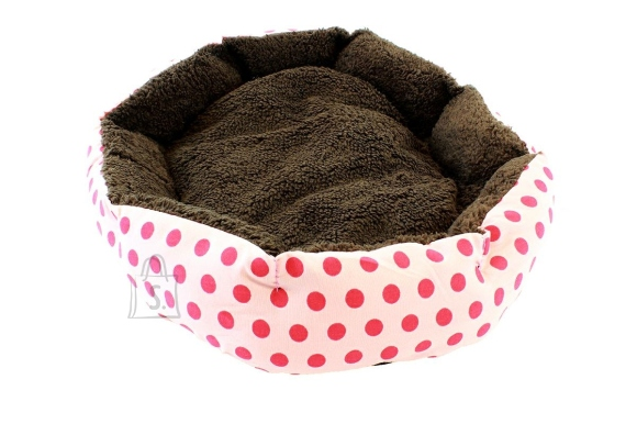 Mugav ja esteetiline voodi teie lemmikloomale! Roosa