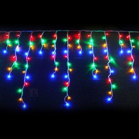 Valguskardinad 100LED VÄRVILINE RGB 2.5m