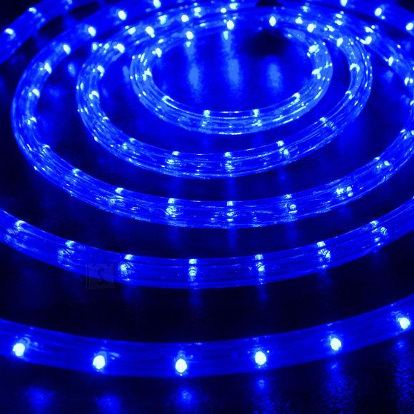 LED voolik niiskuskindel 10m SININE