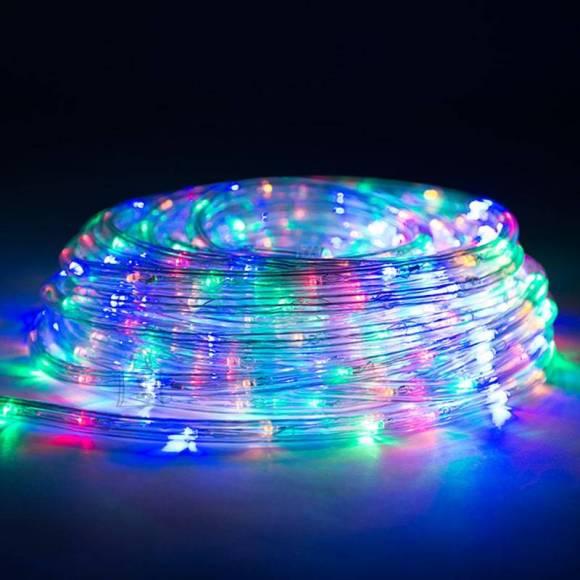 LED voolik niiskuskindel 10m VÄRVILINE RGB