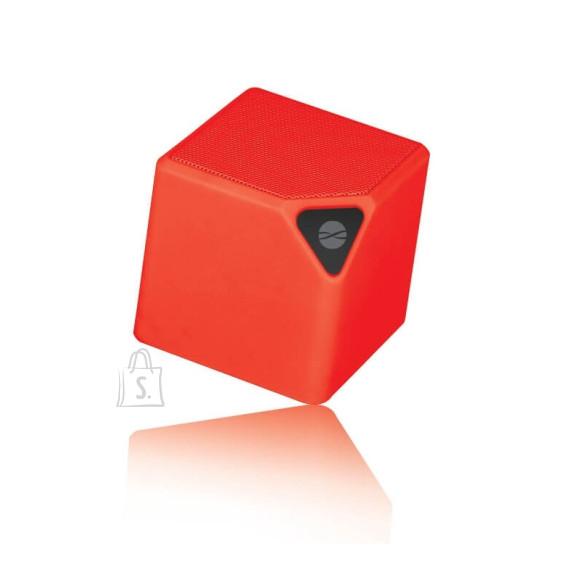 Forever juhtmevaba kõlar BS-130 Bluetooth, punane