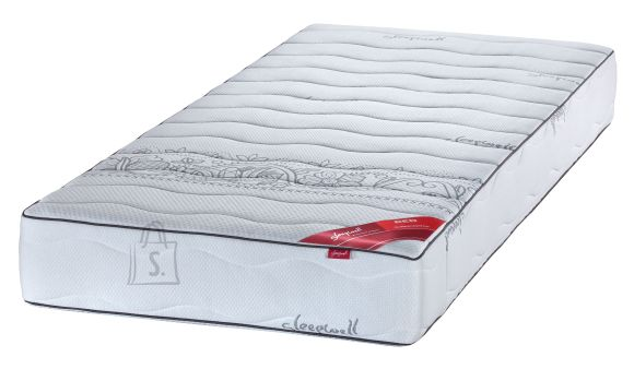 Sleepwell vedrumadrats Red Pocket Etno 80x200 cm