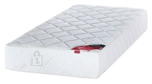 Sleepwell vedrumadrats Black Multipocket Lux 90x200 cm