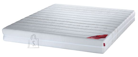 Sleepwell vedrumadrats Red Orthopedic 180x200