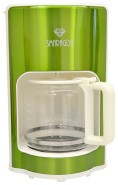 Kalorik filterkohvimasin Smaragda 1.5L