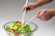 Westmark salatiserveerimise lusikas ja kahvel
