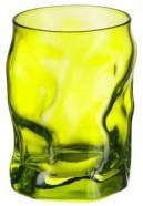 Bormioli Rocco roheline Sorgente klaas