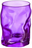 Bormioli Rocco lilla Sorgente klaas