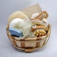 Exido 9-osaline saunatarvikute komplekt