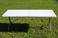 183 x 76 cm universaalne kokkupandav laud