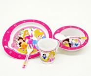 Sööginõude komplekt Disney tüdrukutele
