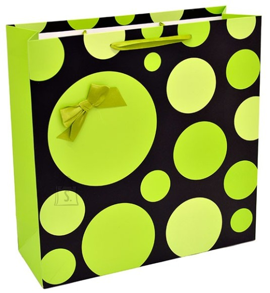 Kinkekott, roheline mummuline