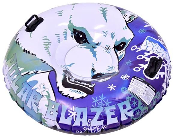 Täispuhutav kelk WinterTwist Polar Blazer, diam 121,9cm